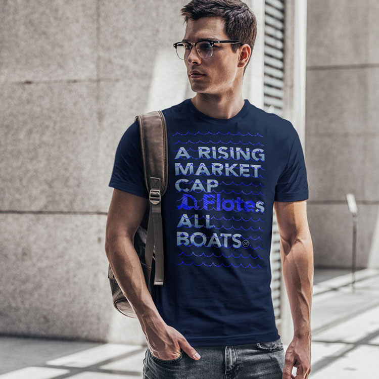 A Rising Market Cap Flotes All Boats- D¢ENT Co. Flote.app Collection